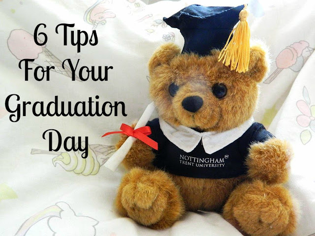 Tips for Graduation Day