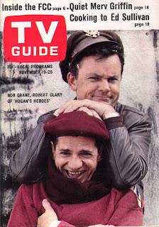 Bob Crane Life Legacy Tv Guide Cover Photo Shoot November 19 1966