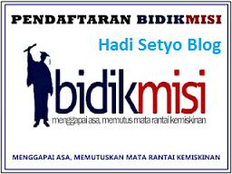 PANDUAN PENDAFTARAN BEASISWA BIDIKMISI 2016 ,  Pengertian Bidikmisi, Jadwal dan Panduan Pendaftaran Bidikmisi 2016 img
