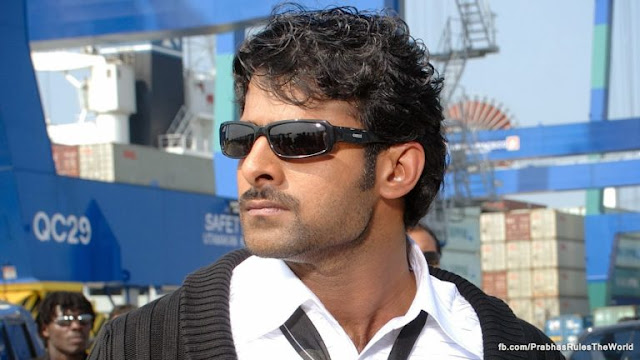 South Movies Stylish Rebel Stat Prabhas HD Wallpapers