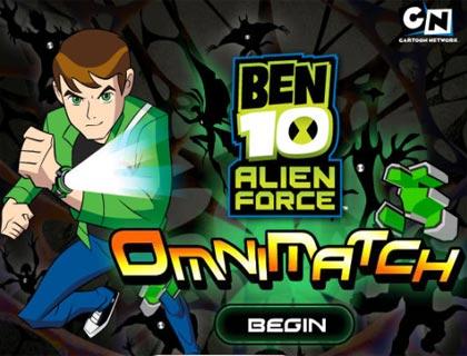 تحميل لعبة بن تن 2017 - Download Ben 10 Game للكمبيوتر والهواتف المحمولة