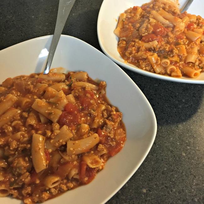 Recipes I've Tried Lately - Goulash