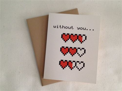 Easy To Making A Valentine's Day Card For Boyfriends