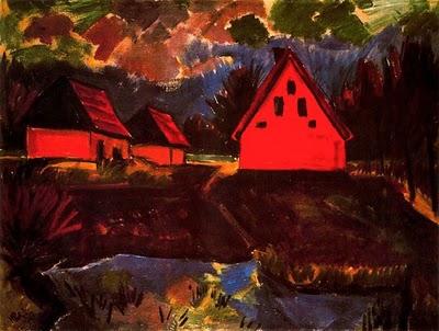 Arte German Expressionism Hermann Max Pechstein