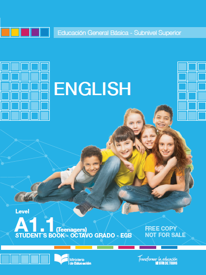 Egb Ss Textos Ingles 8 Egb Ss Level A1 1 Teenagers Student S Book