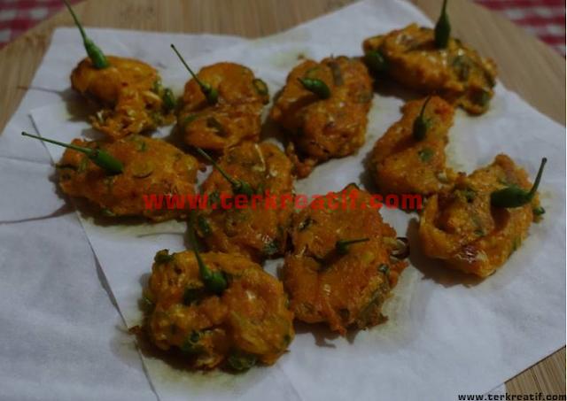 resep masakan bakwan, resep masakan rendah kalori, resep makanan viral