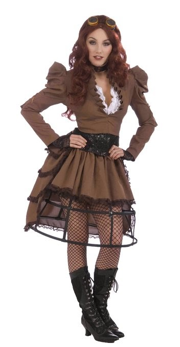 Top Five Ste&unk Costumes for Women  sc 1 st  Costume Ideas for Women & Costume Ideas for Women: Top Five Steampunk Costumes for Women