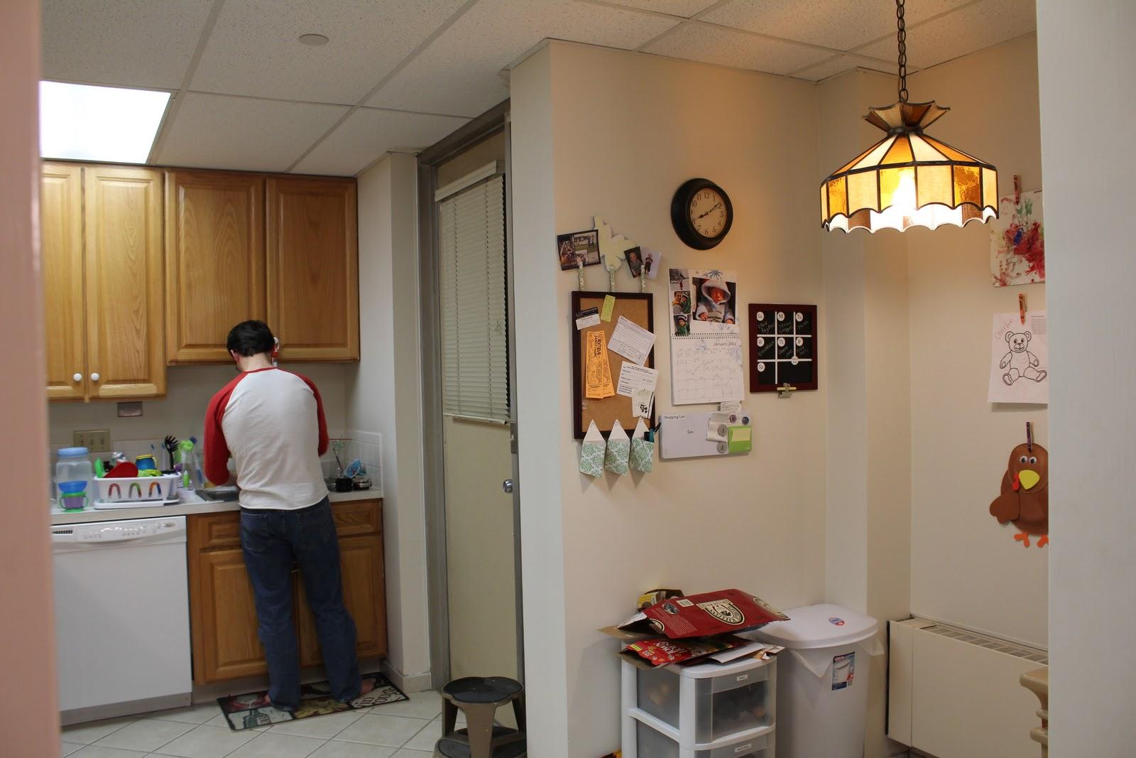 Kitchen Alcove Decorative High
