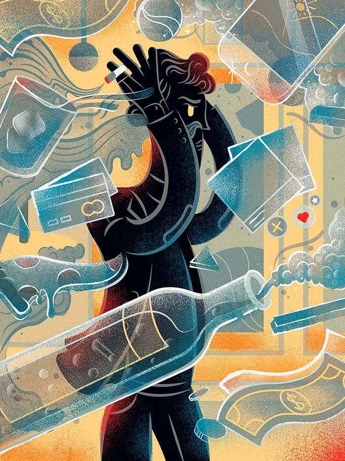 Ilustración de Adam Koon