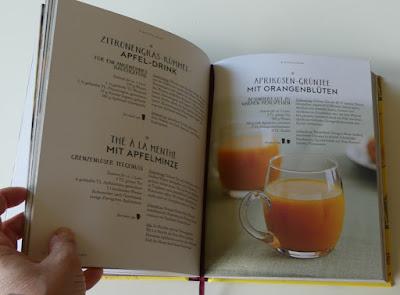 Buch Alkoholfreie Drinks von Eva Derndorfer und Elisabeth Fischer