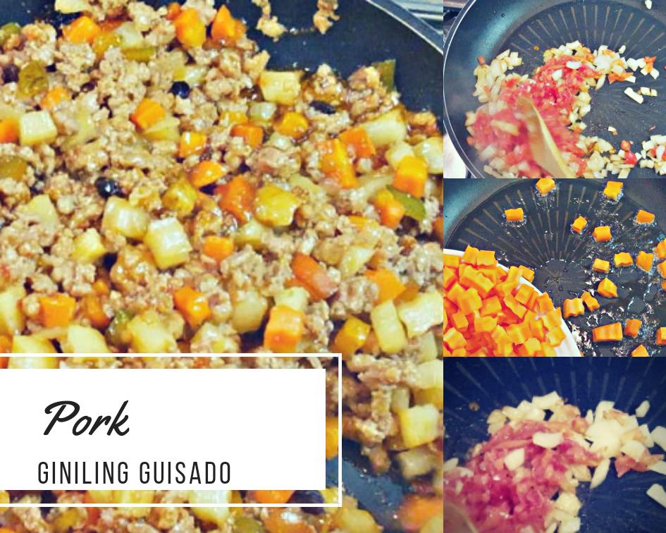 pork giniling guisado www.jeepneyrecipes.com