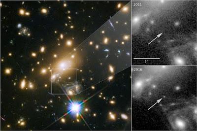 Inilah Bintang Terjauh Yang Pernah Terdeteksi Di Alam Semesta