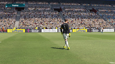 PES 2017 Stadium Upgrade 0.3 by DrDoooMuk
