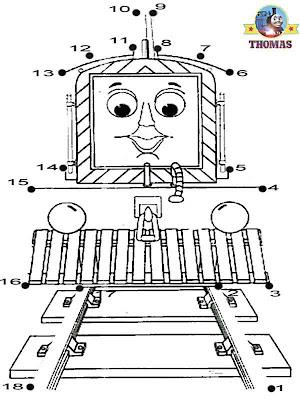 Thomas The Tank Engine And Mario