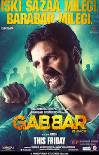 Download Film Gabbar Is Back (2015) BRRip 720p Subtitle Indonesia