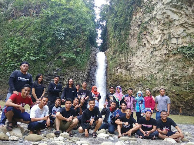 Air Terjun Lau Nderong Air Terjuan Lau Biang air terjun Mbliking