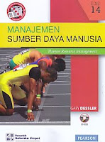 Judul Buku : Manajemen Sumber Daya Manusia – Human Resource Management Disertai CD Book Edisi 14