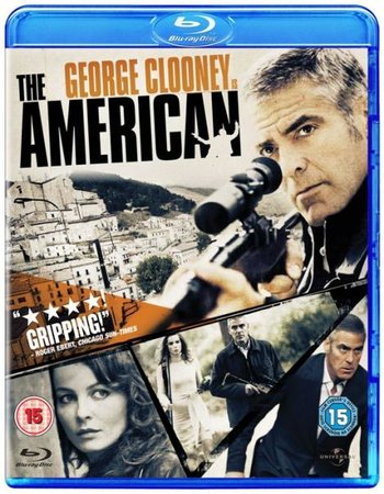 The American (2010) Dual Audio 480p