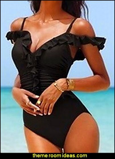 Women's Sexy One-Piece swimsuit