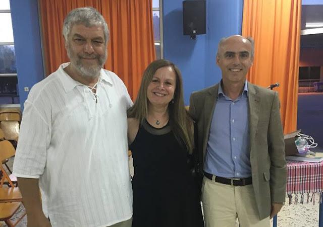 Γιώργος Γαβρήλος: Θεσμός που βοηθάει στην παροχή γνώσης και δεξιοτήτων σε ενήλικες το Σχολείο Δεύτερης Ευκαιρίας