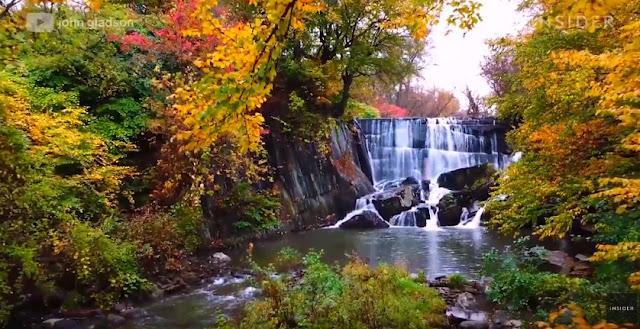 Το Φθινόπωρο σε επτά ξεχωριστά μέρη του κόσμου (βίντεο)