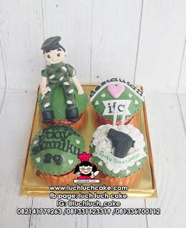 Cupcake Tentara Angkatan Darat