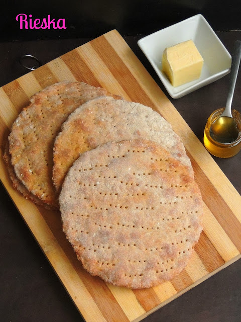 Rieska, Finnish Flatbread