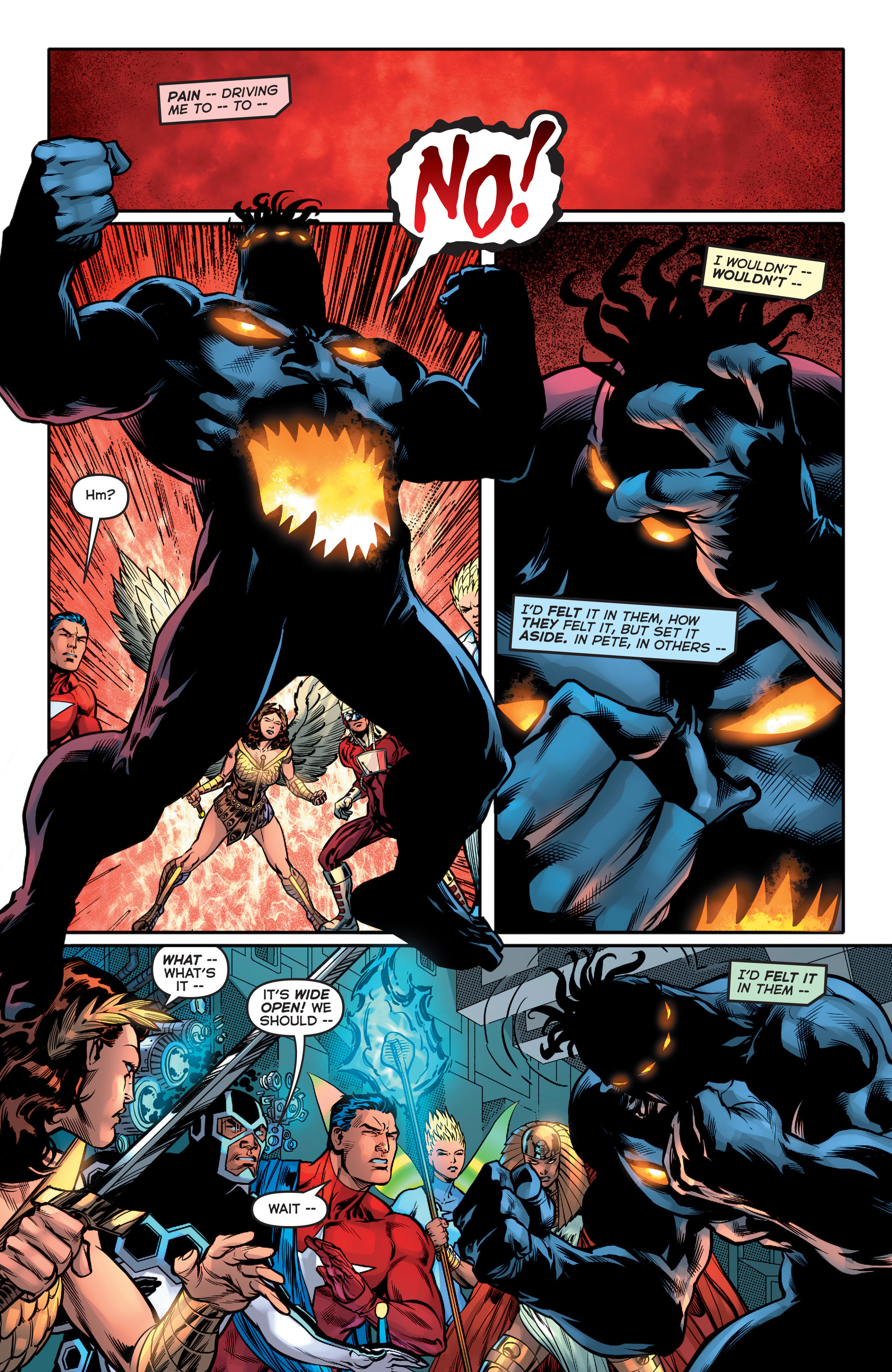 Read online Astro City comic -  Issue #31 - 16