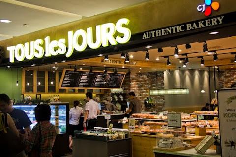 Tous Les Jours - Hương vị Pháp của người Hàn