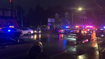 Scranton security officers shoots 3 persons, killing one