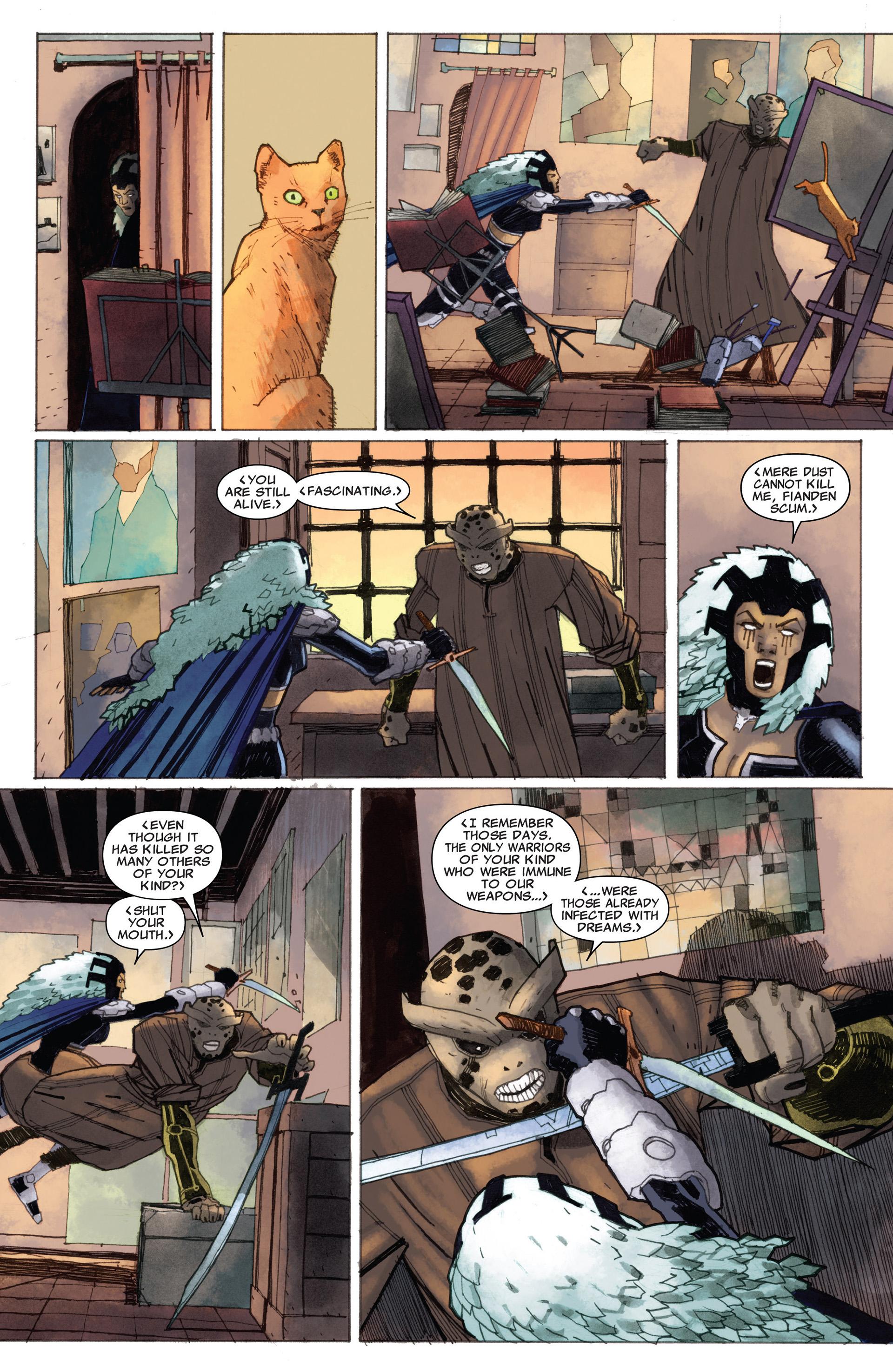 Read online Astonishing X-Men (2004) comic -  Issue #58 - 4