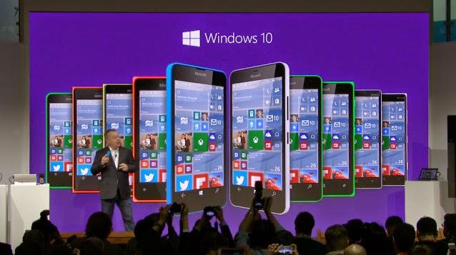 مايكروسوفت تقدم هاتفيها الجديدين