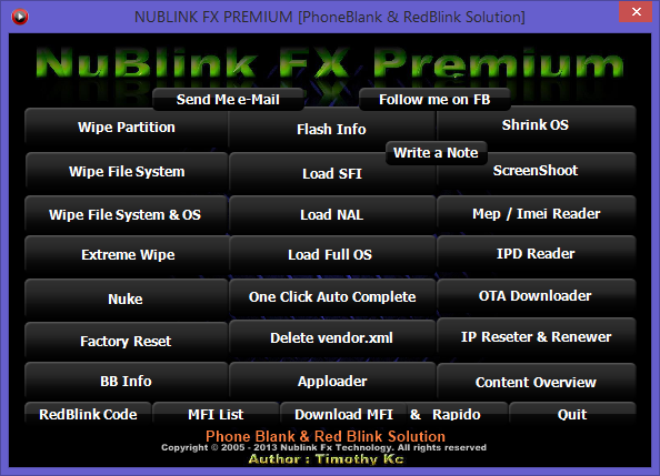 Nublink FX Premium 2013 Full Download