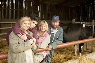 Cinéma : La famille Bélier de Eric Lartigau - Avec Karine Viard, Louane Emera, Eric Elmosnino et François Damiens