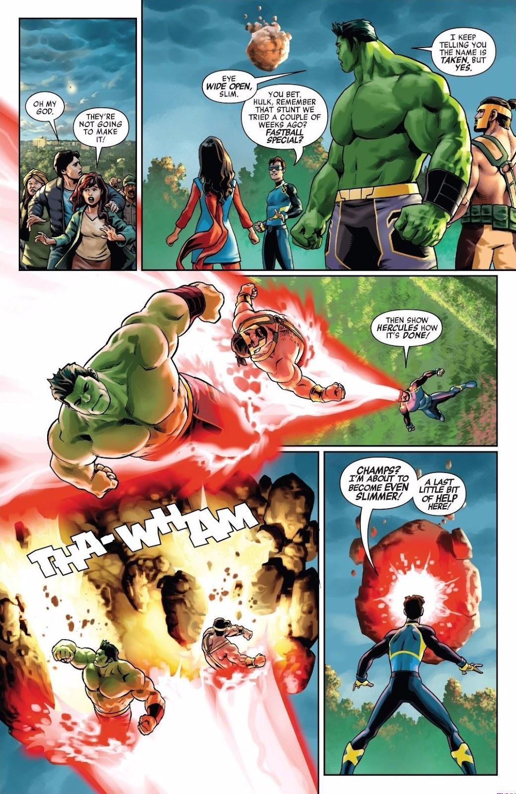 Immortal Hulk vs All-Star Superman,