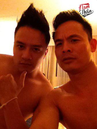 Cao Thái Son nude