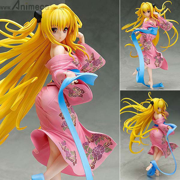Figura Konjiki no Yami Yukata Ver. Y-STYLE To Love Ru Darkness FREEing