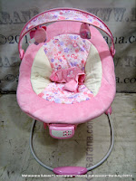Baby Bouncer Weeler 6398 Music and Soothe Bouncer