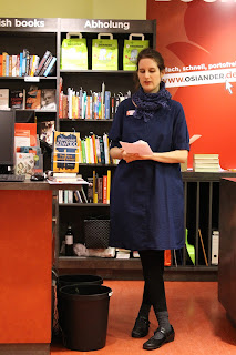 Osiander Lieblingsbücherabend, Miss Paperback