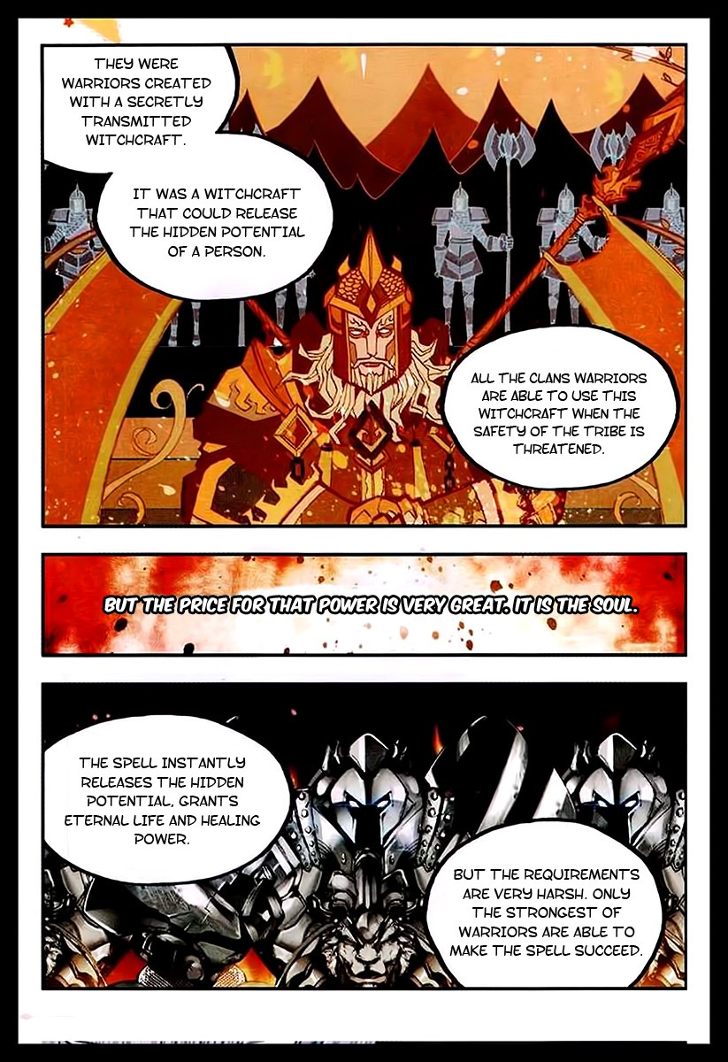 Shanlian de Sishen - Chapter 38