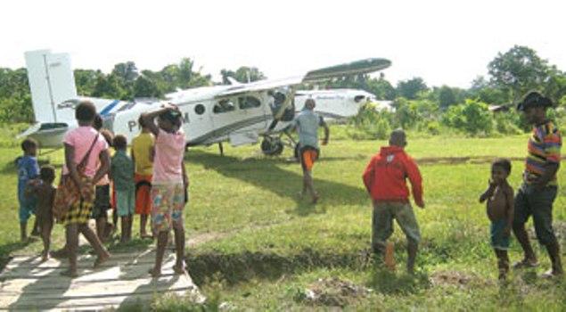 5 Distrik Di Kabupaten Keerom Yang Berbatasan Dengan Png Papua Note