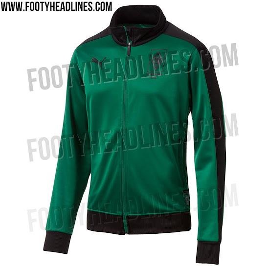 67f96e6ee570 This is the new Puma Borussia Mönchengladbach 2018-2019 track jacket.