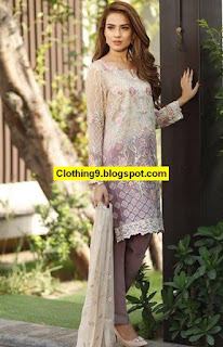 Baroque Eid Dress Collection-2016 / Chantelle Luxury Chiffon