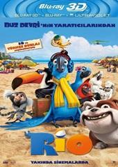 Rio 1 (2011) 3D Film indir