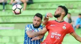 Persija Jakarta Menang 2-0 atas Persiba Balikpapan