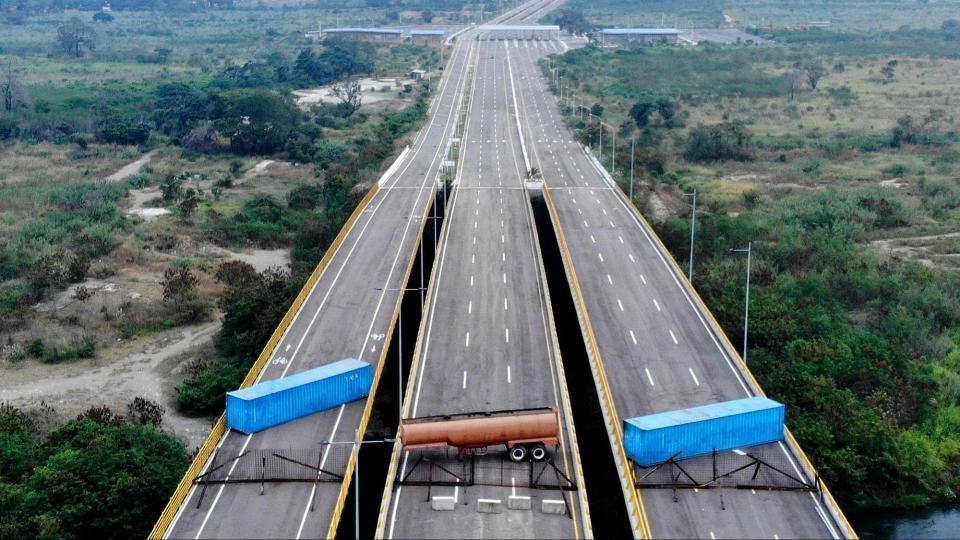 #FakeNews: El puente de Venezuela Aid Live