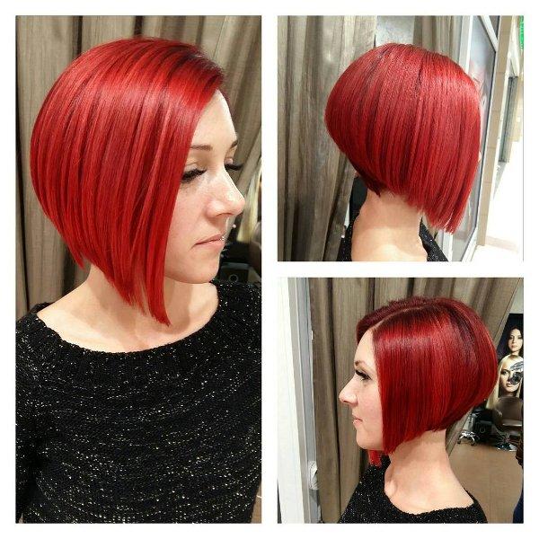 Rote Haare Frisuren Bilder Frisuren Trend 123