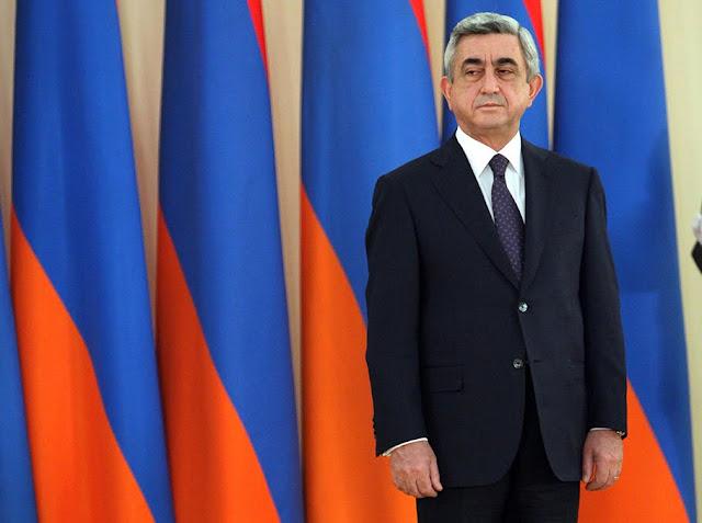 Presidente firmó ley ratificando acuerdo Armenia-UE
