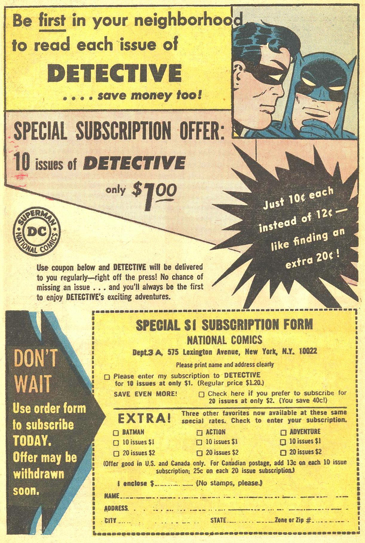 Detective Comics (1937) 334 Page 31