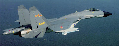 China Flees Fighter Jet Over South China Sea